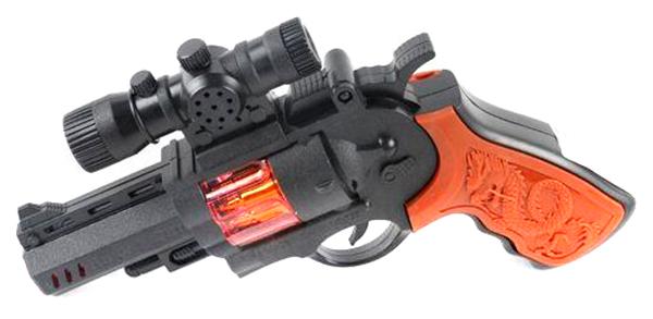 Пистолет на батарейках с прицелом Shenzhen Jingyitian Shenz.Jingyitian Tr.