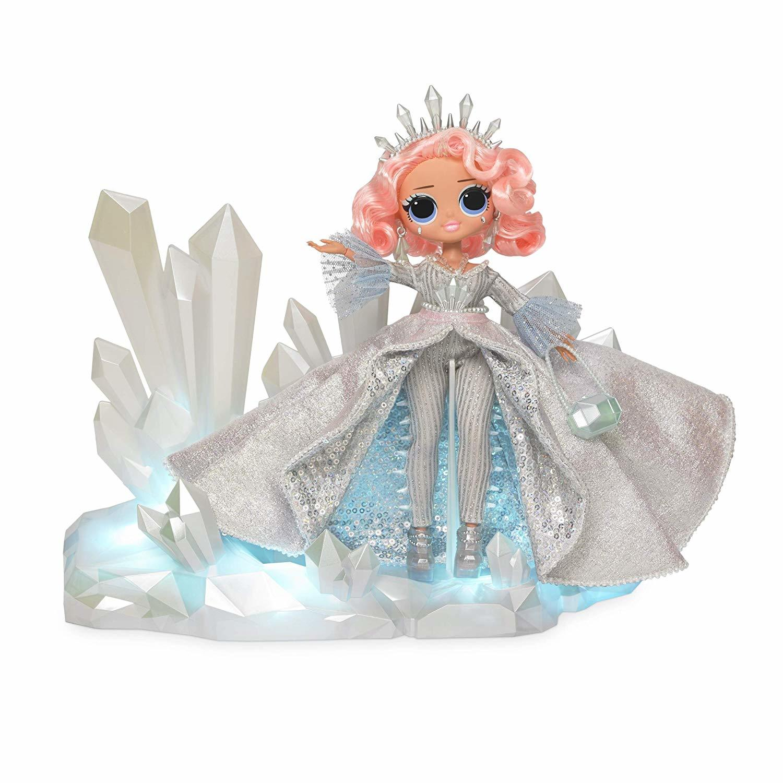 Купить Кукла LOL Surprise O.M.G. Winter Disco Кристал Стар 562364, Классические куклы