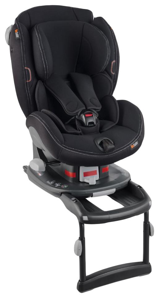 Автокресло 1 BeSafe iZi-Comfort X3 Isofix Black Car Interior 528150