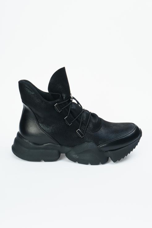 Ботинки женские Betsy 997807 черные 40 RU