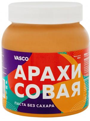 Vasco Сладкая арахисовая паста, без сахара 800 г (800 г) фото