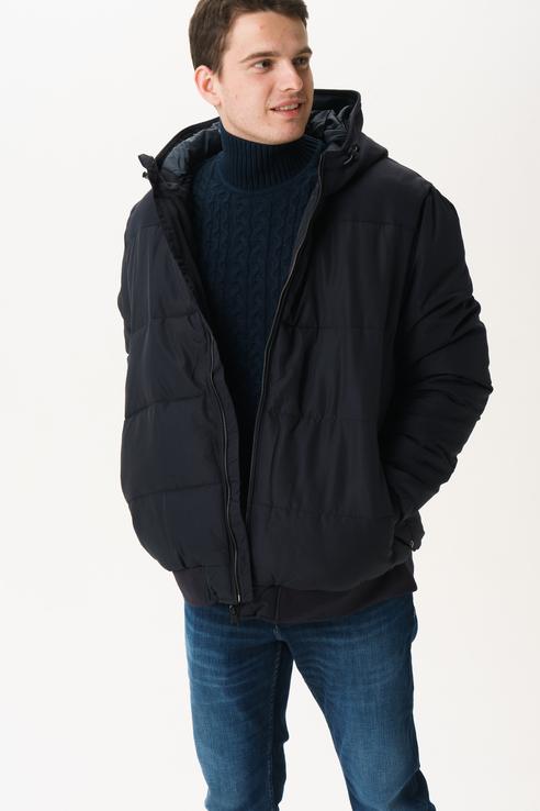 Куртка мужская ONLY & SONS 22015663 черная 6XL