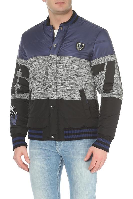 Куртка мужская PLEIN SPORT A17CMRB0366 SNY001N/08 серая L