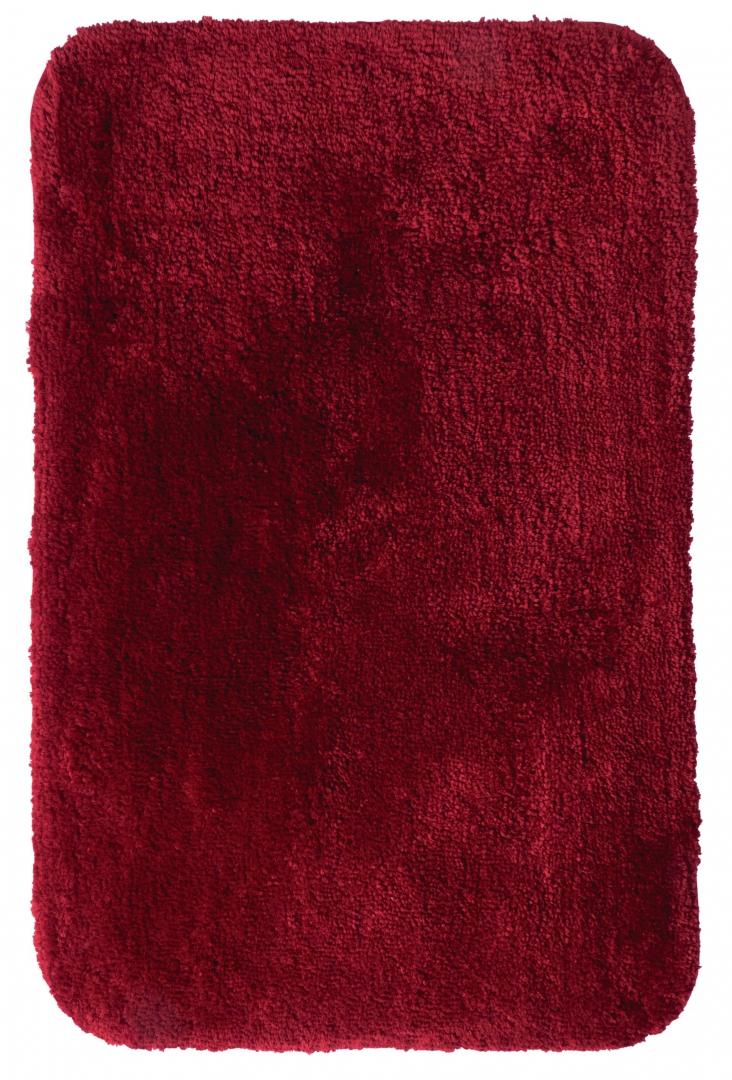 Коврик для ванной комнаты Chic красный 60*90