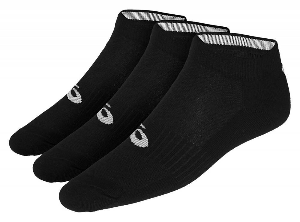 Носки Asics 3ppk Ped Sock черные L