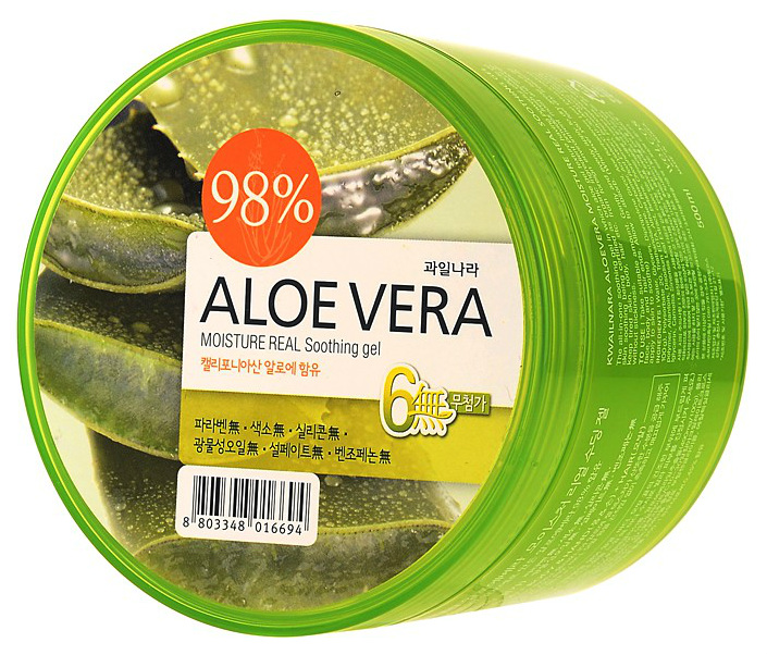 Крем для тела Welcos Aloe Vera Moisture