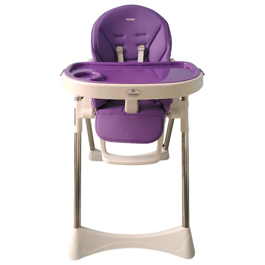 Купить Стульчик для кормления Tommy Bon appetit - violet (фиолетовый), Стульчики для кормления