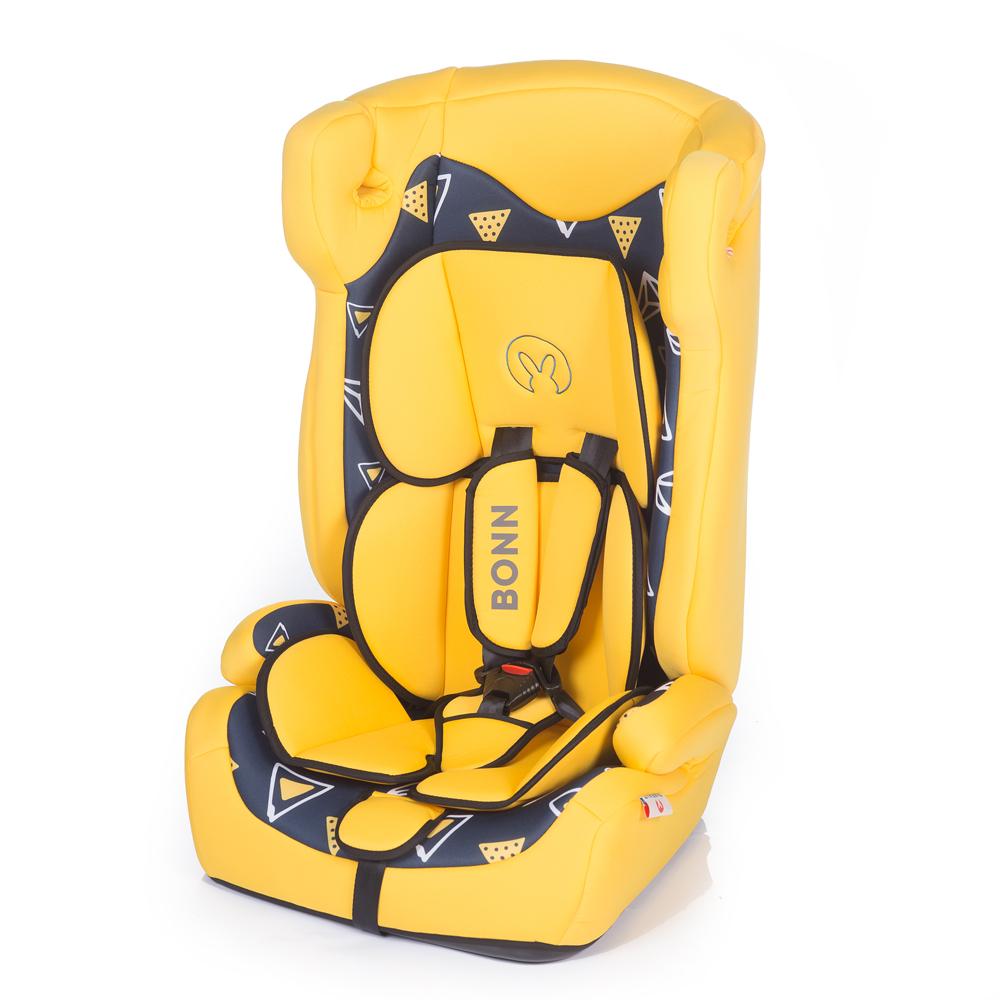 Купить Автокресло Babyhit Bonn Blue yellow, Детские автокресла