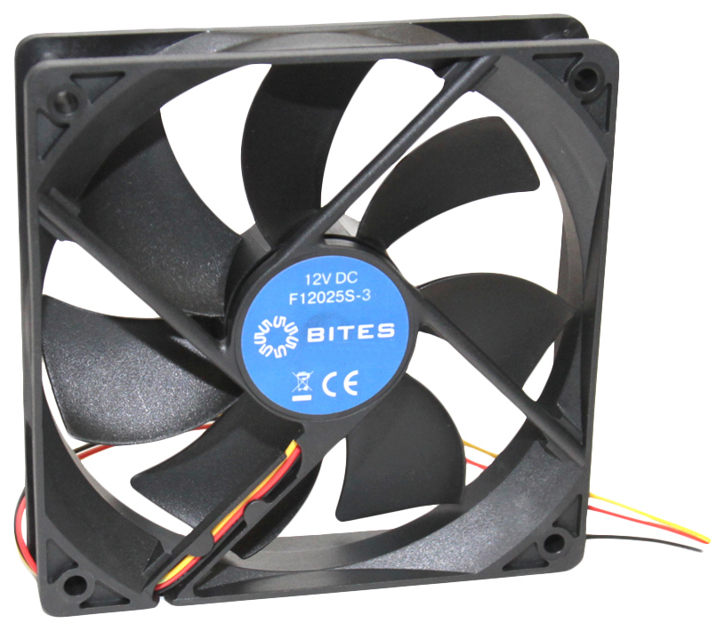 Корпусной вентилятор 5bites F12025S 3