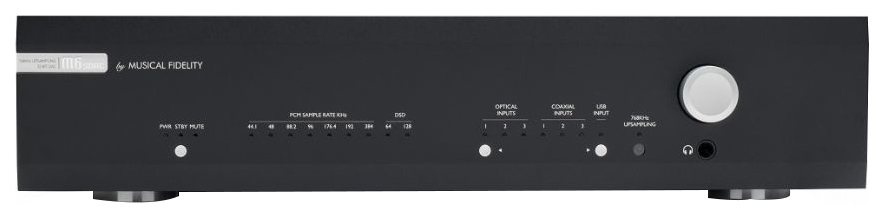ЦАП Musical Fidelity M6S DAC 768 Asynchronous