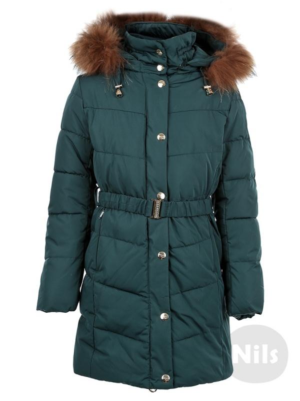 Пальто PULKA Зеленый р.116