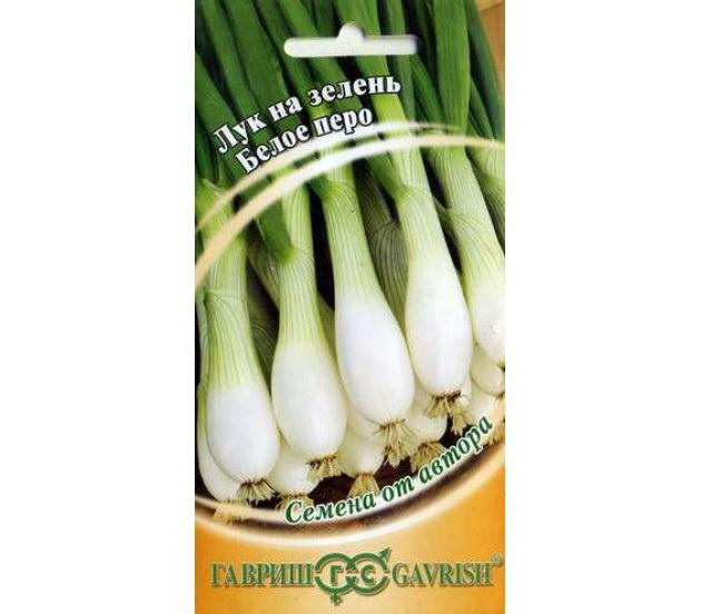 Семена Лук на зелень Белое перо, 0,5 г, Гавриш