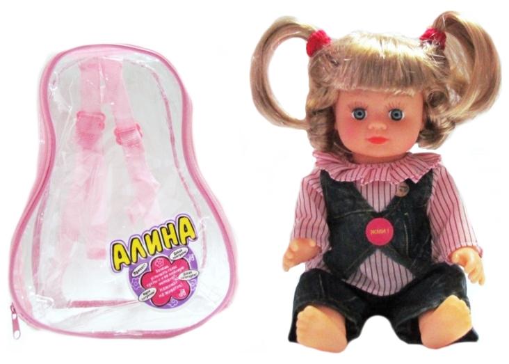 Купить Кукла Алина (звук), 19 см Shantou, Shantou Gepai,