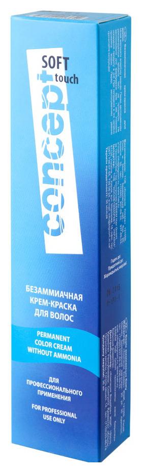 Краска для волос Concept Soft Touch 10,65 Очень светлый фиолетово-красный 60 мл