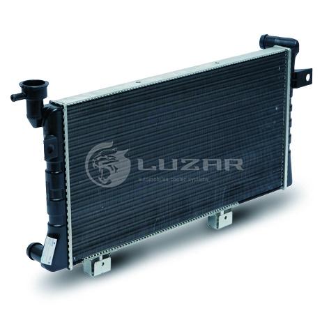 Радиатор охлаждения алюм. для а/м ваз 21214 (lrc 01214) Luzar LRc 01214 фото
