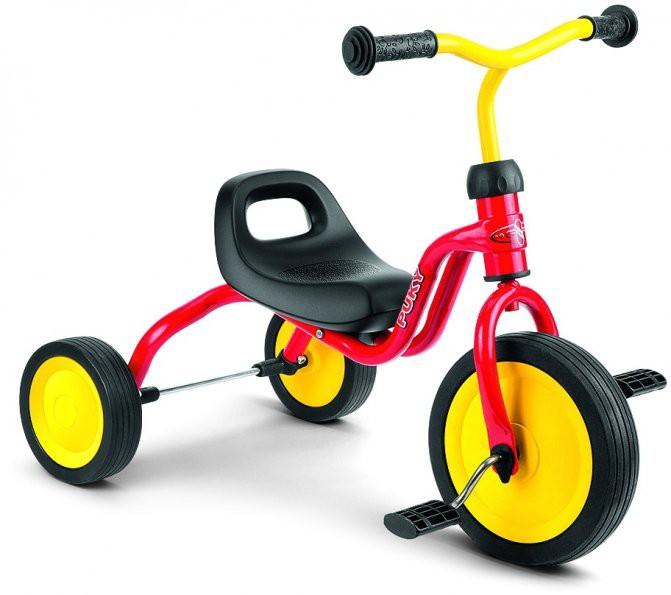 Купить Велосипед трехколесный Puky Fitsch, Детские трехколесные велосипеды
