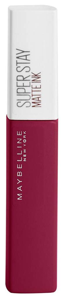 Помада Maybelline City Edition Super Stay Matte Ink Lipstick 115 Founder 5 мл