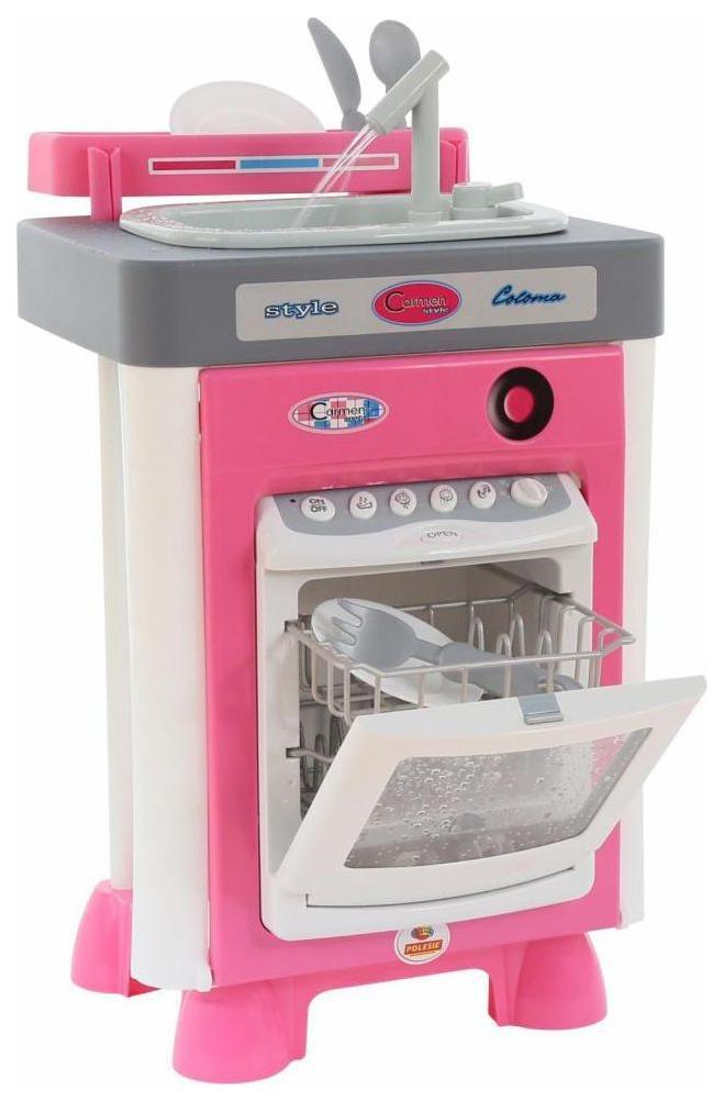 Набор с посудомоечной машиной и мойкой Полесье