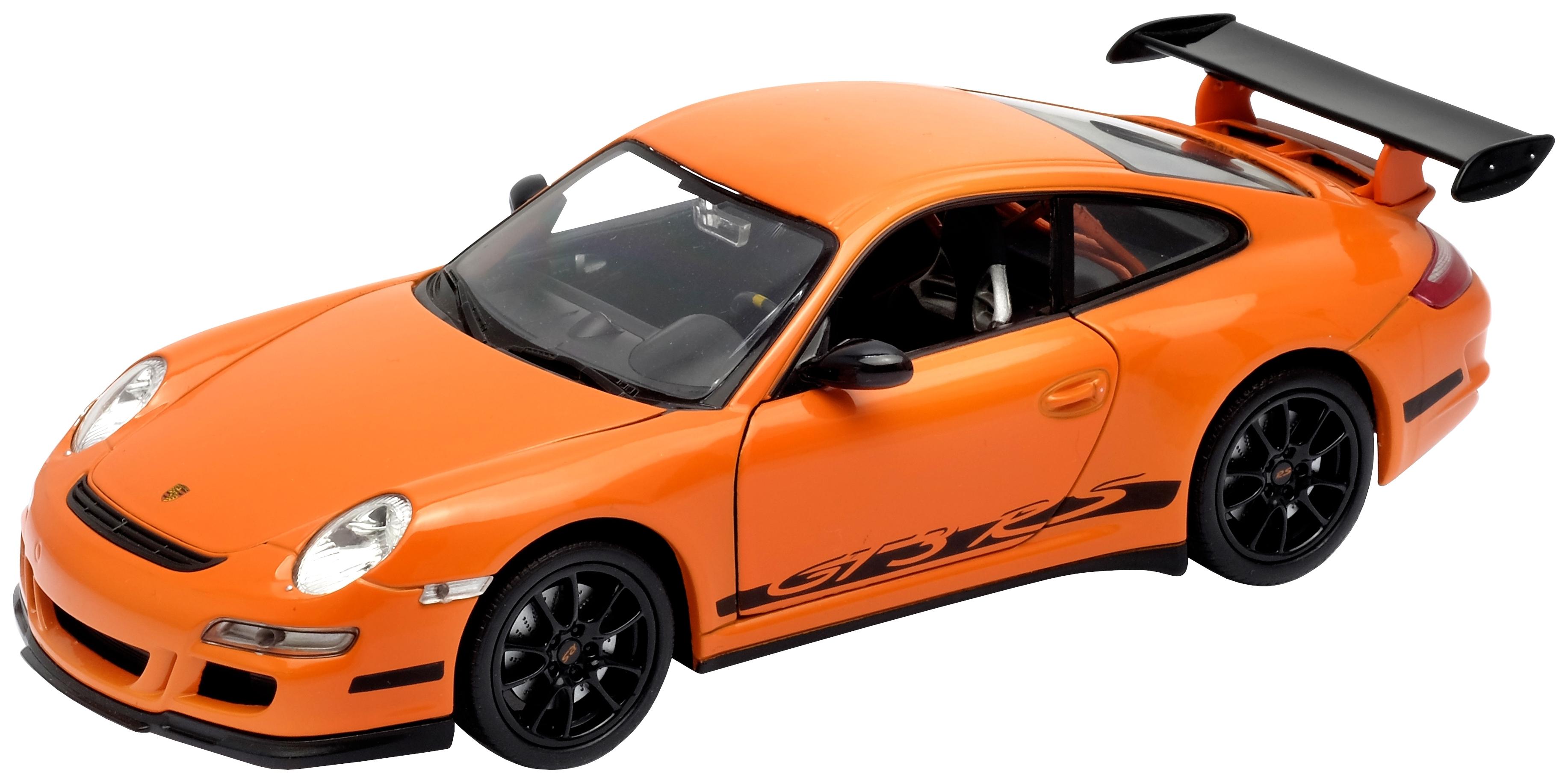 Купить Коллекционная модель Welly 22495 1:24 PORSCHE 911 (997) GT3 RS, Коллекционные модели