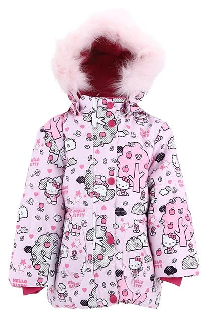 Купить Куртка детская Huppa р.74-80 см розовый, Детские куртки весна-осень