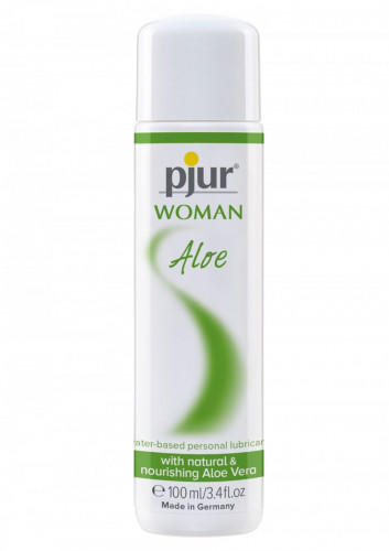 Купить Гель-смазка Pjur Woman Aloe WB 100 мл