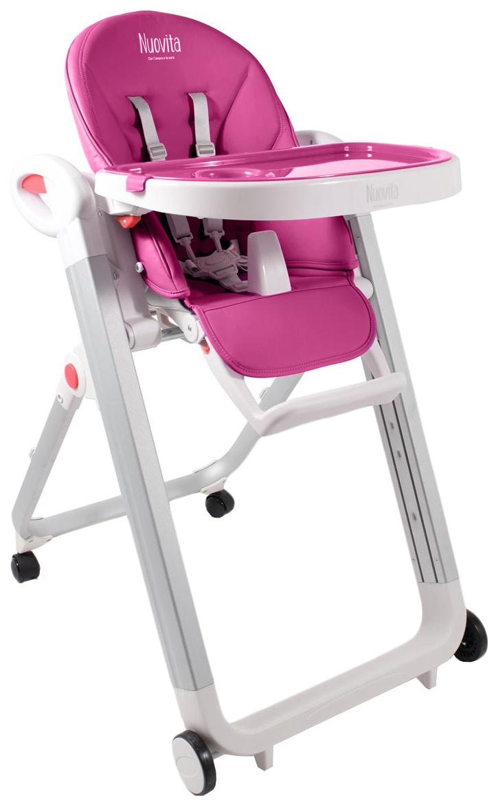 Купить Стульчик для кормления Nuovita Futuro Bianco B2 326 Пурпурный,