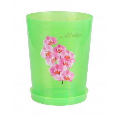 Горшок цветочный Альтернатива 15058 3.5 л