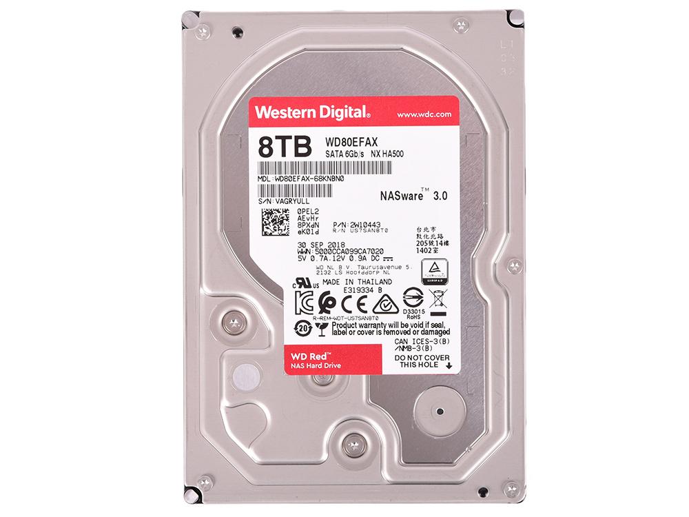 Внутренний жесткий диск Western Digital 8Tb 128Mb