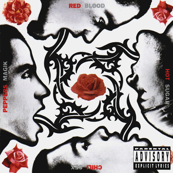 Аудио диск Red Hot Chili Peppers Blood Sugar Sex Magik (CD)