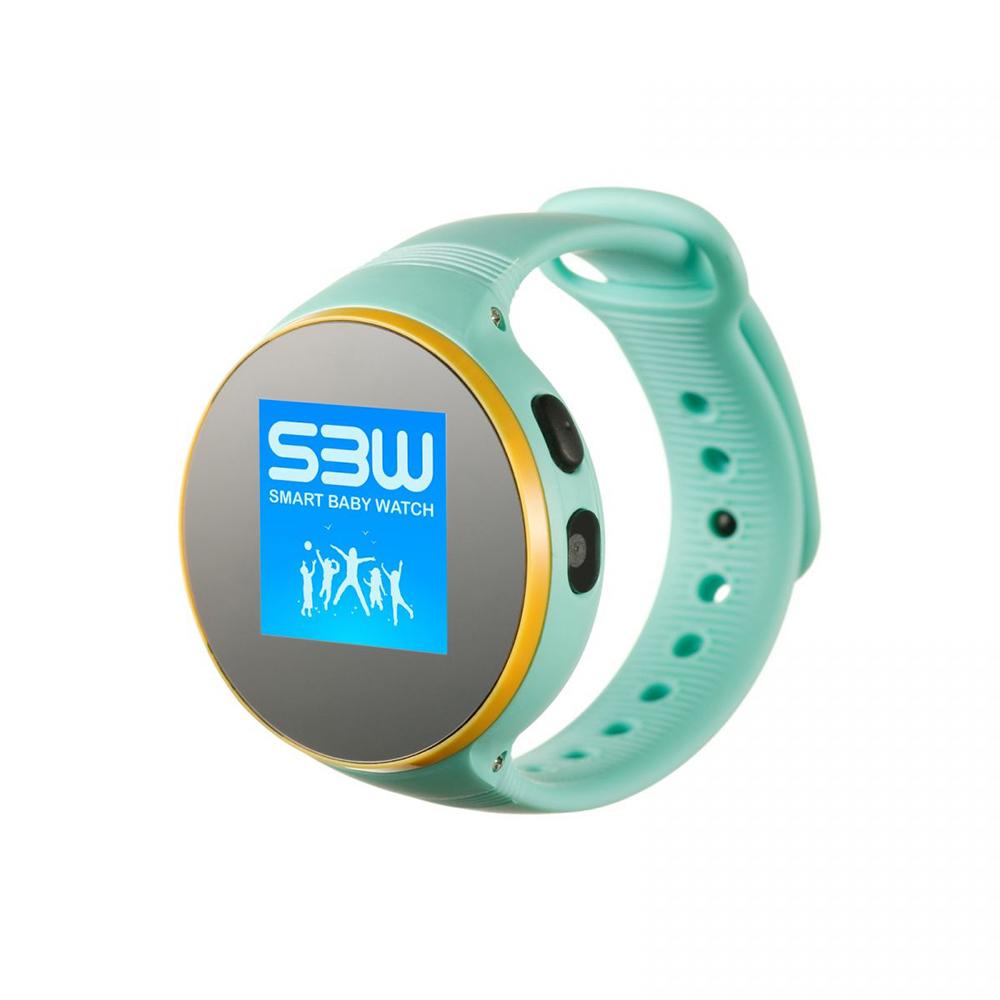 Детские смарт часы SBW 1 Green