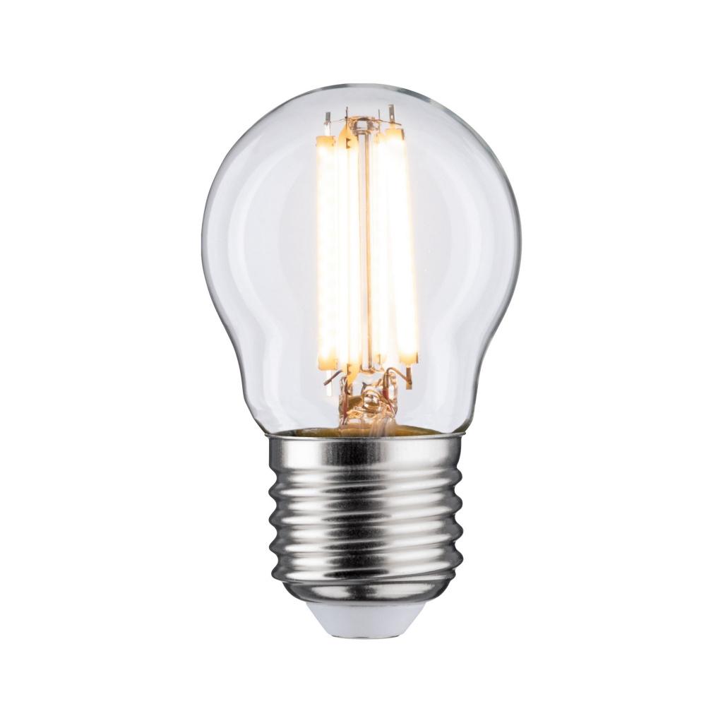 LED Fil Tropfen 806lm E27 2700K