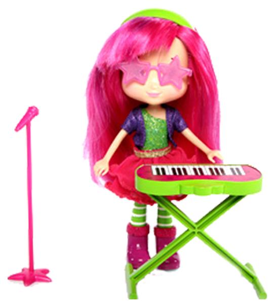 Купить Кукла Шарлотта Земляничка 15 см с музыкальным инструментом, 4 в ассортименте, Bridge, Классические куклы