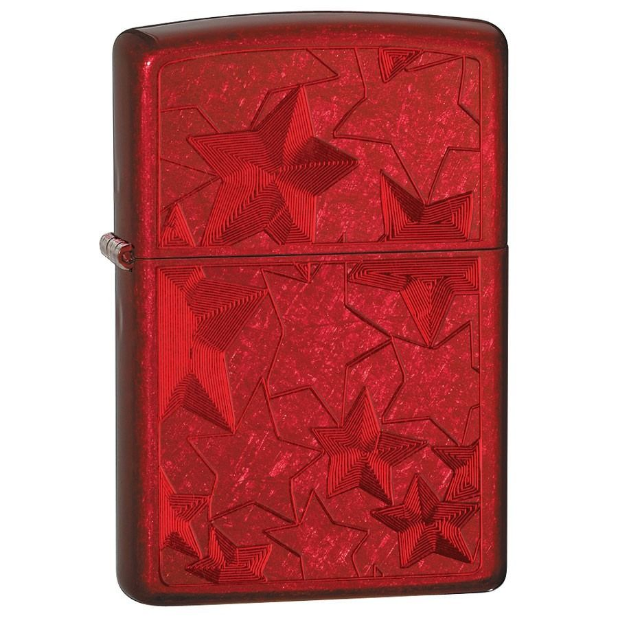 Зажигалка Zippo Classic 28339 Candy Apple Red