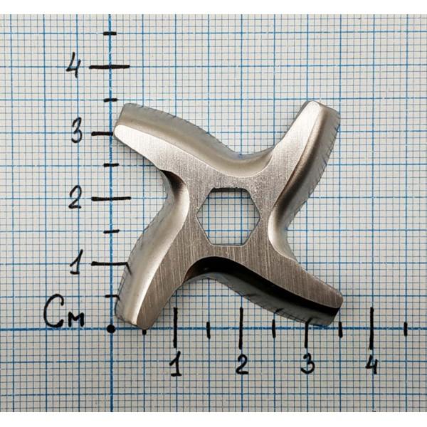 Нож для мясорубки Moulinex MS002 аналог MM0104W/MS