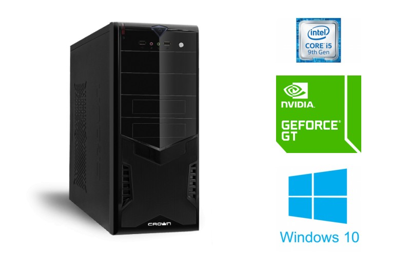 Системный блок на Core i5 TopComp PG 7883439