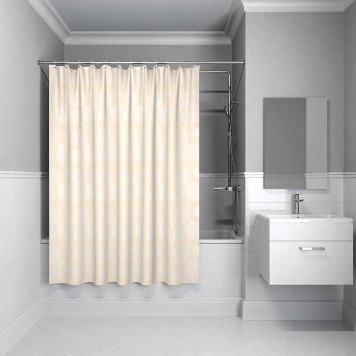 Штора для ванной комнаты IDDIS Basic B57P118i11