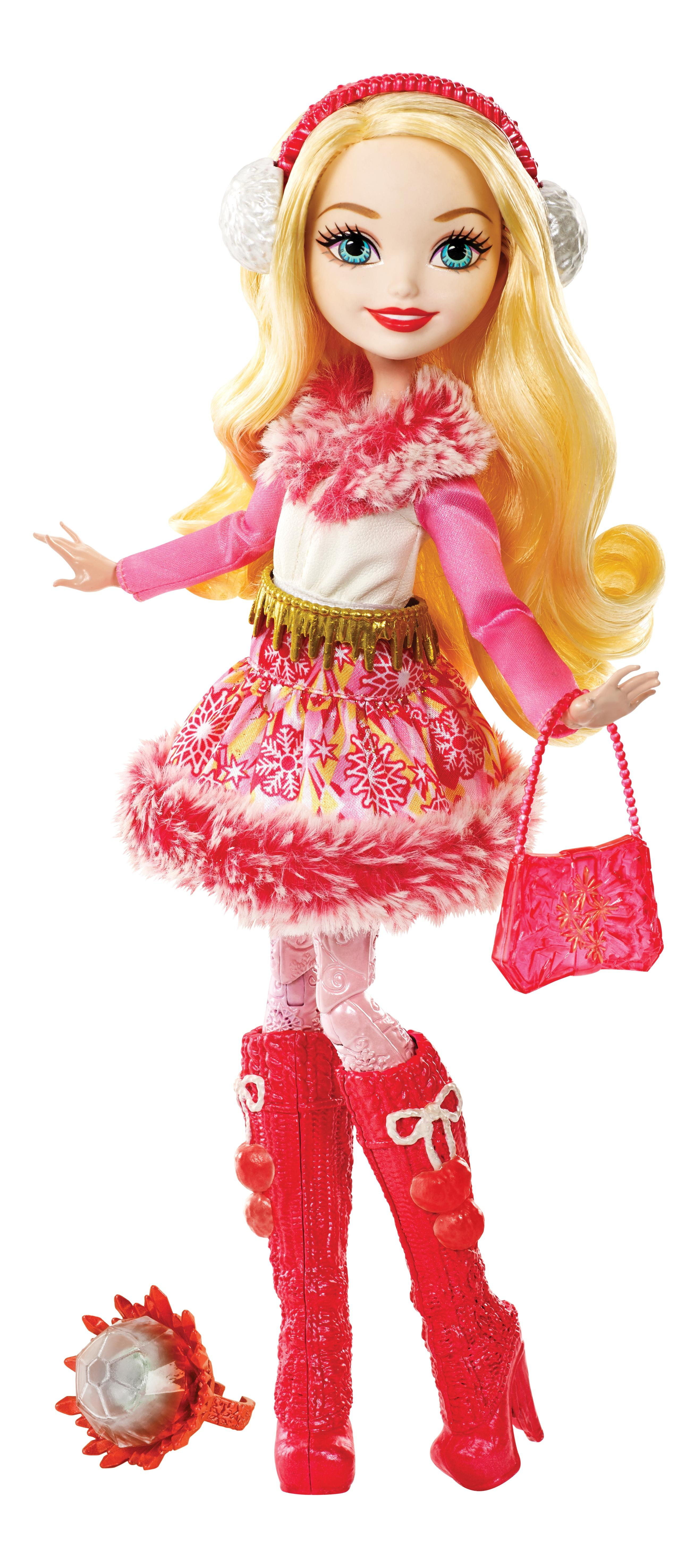 Купить Кукла Ever After High из коллекции Заколдованная зима DPP79 DPG88, Куклы