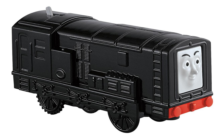 Купить Diesel, Локомотив Fisher-Price Thomas & Friends моторизированные Паровозики CKW29 CKW31, Детские железные дороги