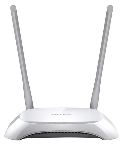 Wi-Fi роутер TP-Link TL-WR840N White