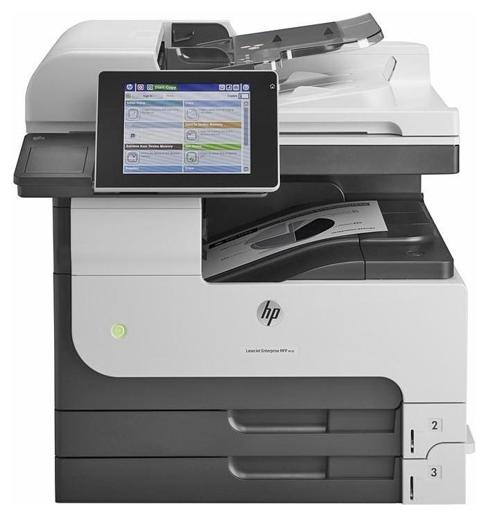 Лазерное МФУ HP LaserJet Enterprise M725dn