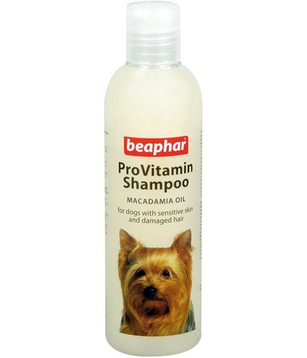 Шампунь для собак Beaphar ProVitamin Macadamia Oil для чувствительной кожи, 250 мл