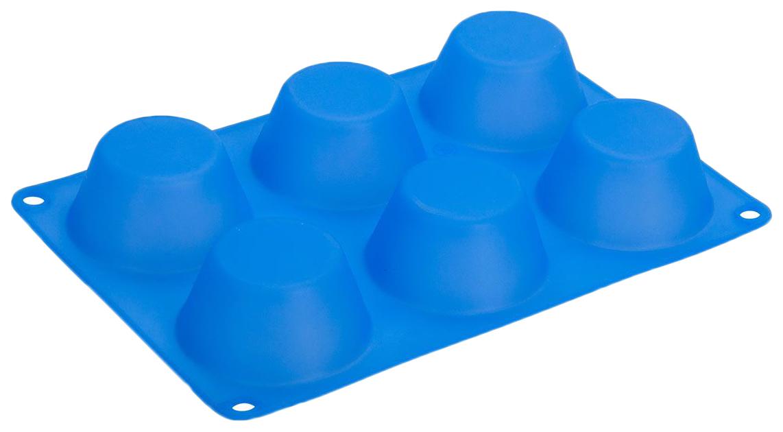 Форма для выпечки Regent Inox Silicone 93-SI-FO-111 Голубой фото