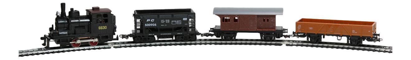 Железнодорожный набор Mehano Western Train T109