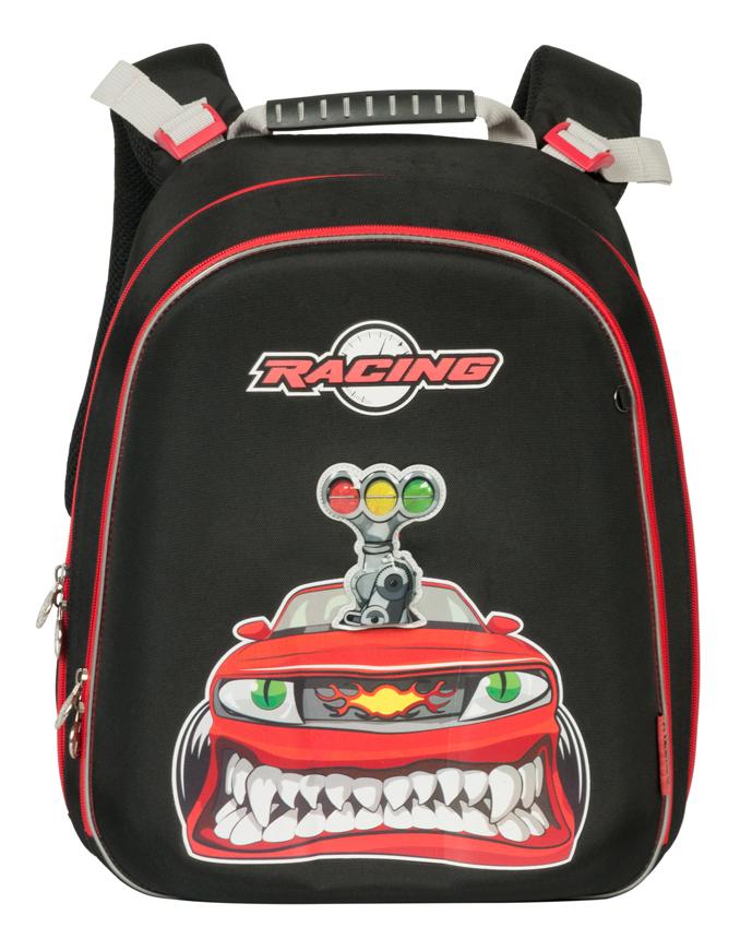 Рюкзак детский Grizzly Ra-669-2 Черный