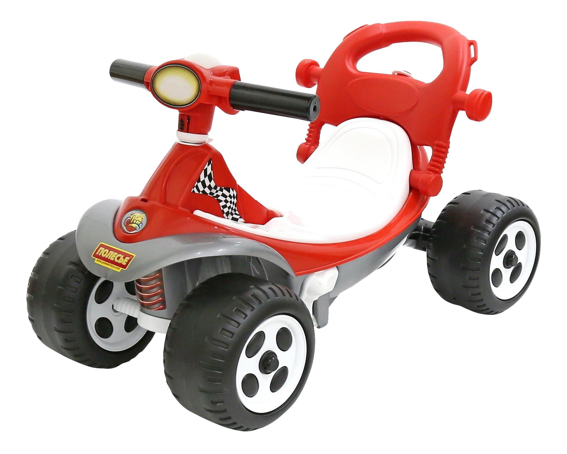 Купить Средняя, Каталка детская Полесье Трансформер, Каталки квадроциклы