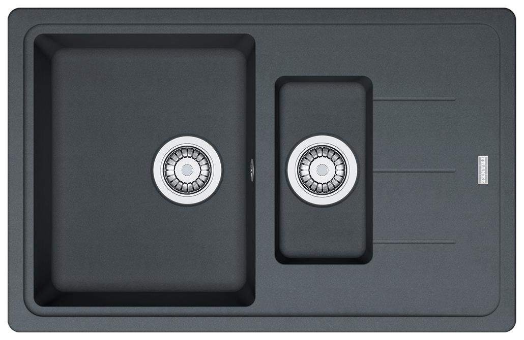 Мойка для кухни гранитная Franke BFG 651-78 1140280884 графит фото