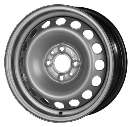 Колесный диск TREBL 8690 R15 6J PCD4x108 ET27 D65.1 (9122337)