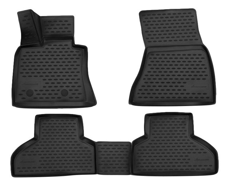 Комплект ковриков в салон автомобиля Autofamily для BMW (NLC.3D.05.38.210k)