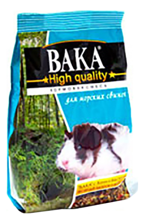 Корм для морских свинок Вака High Quality 0.5 кг 1 шт