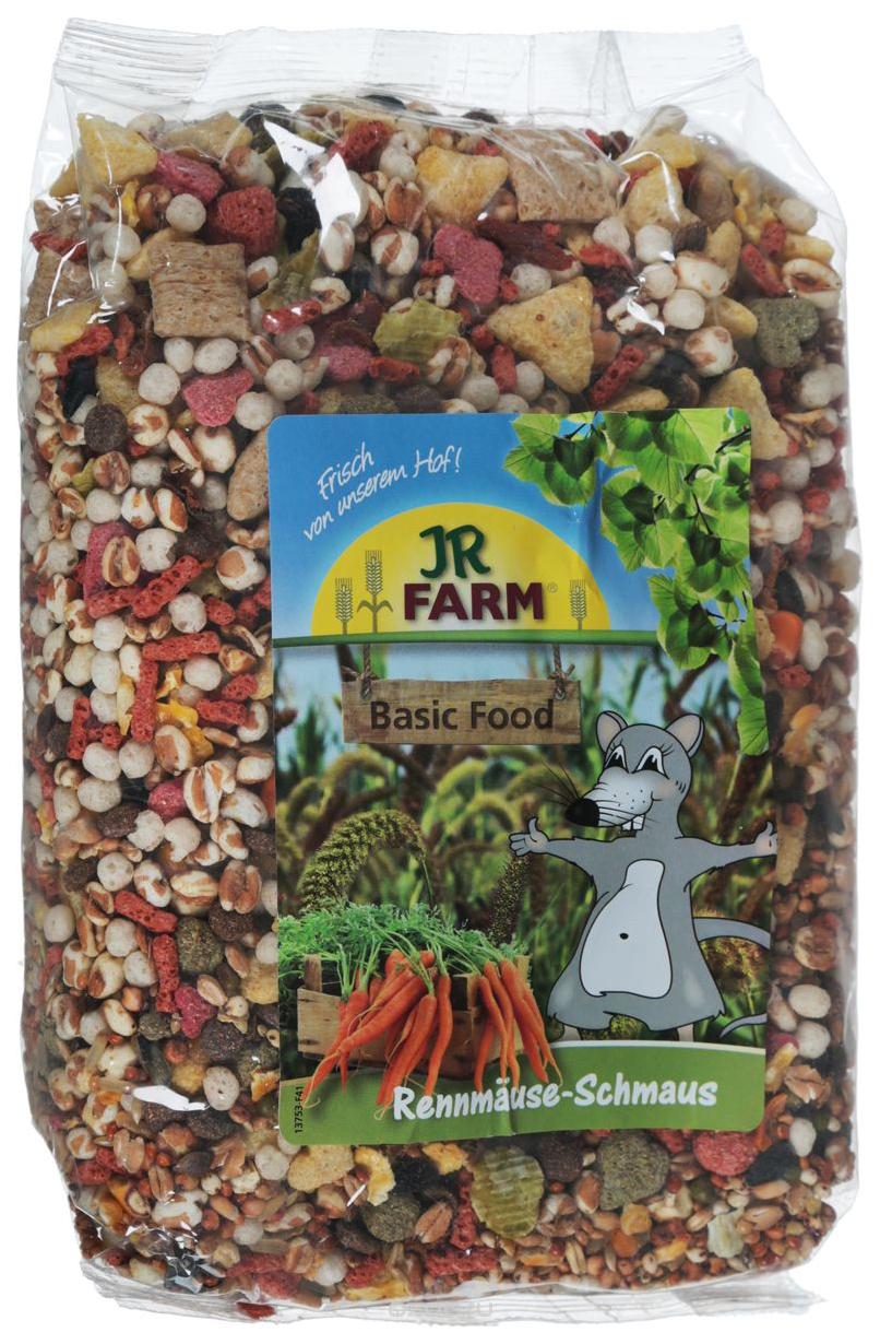 Корм для песчанок Jr Farm Classic Feast 0.6 кг 1 шт